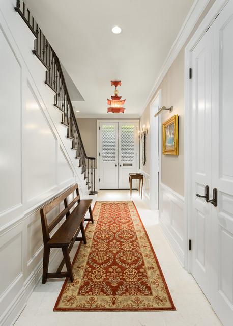 格客厅50平小复式楼唯美别墅楼梯效果图高清图片