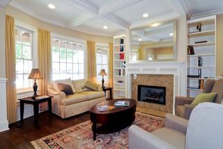 现代简约风格餐厅小公寓温馨装饰客厅吊顶2014设计图