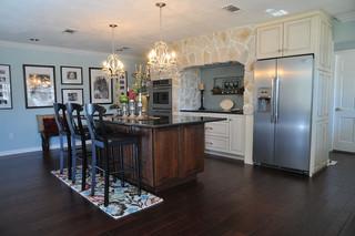 美式风格卧室奢华3平方厨房客厅照片墙装修效果图