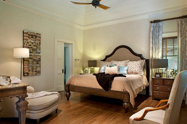 田园风格客厅一层半小别墅小清新6平米卧室设计