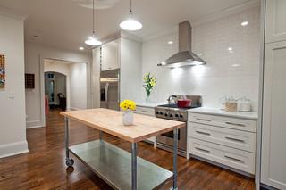 简约风格卧室loft公寓可爱红木餐桌图片