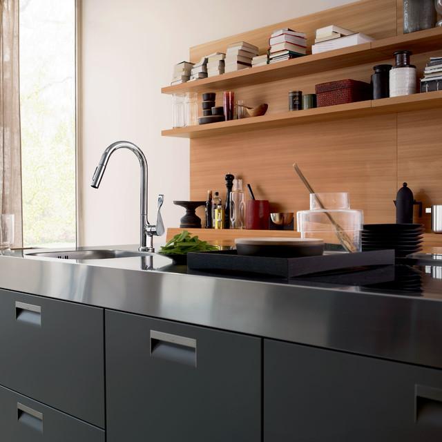 现代简约风格餐厅酒店公寓现代简洁厨房推拉门设计图