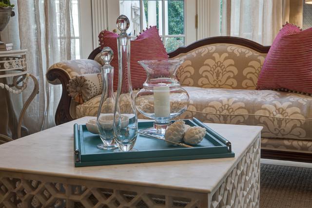 地中海风格客厅酒店公寓小清新三人沙发图片