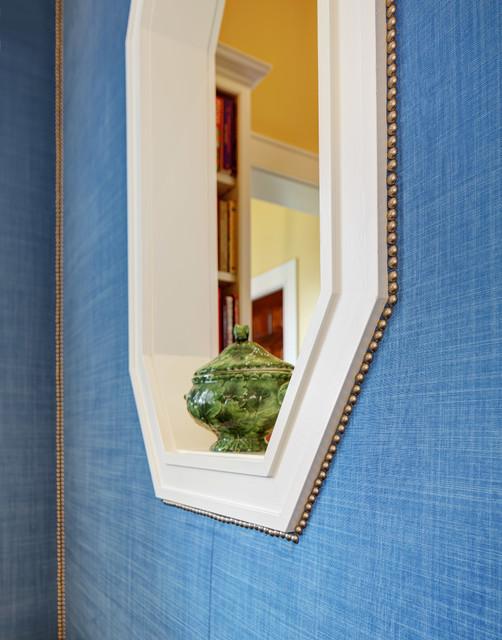 地中海风格酒店式公寓小清新厨房窗户效果图