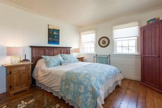 小户型简欧风格三层独栋别墅卧室温馨12平米卧室效果图