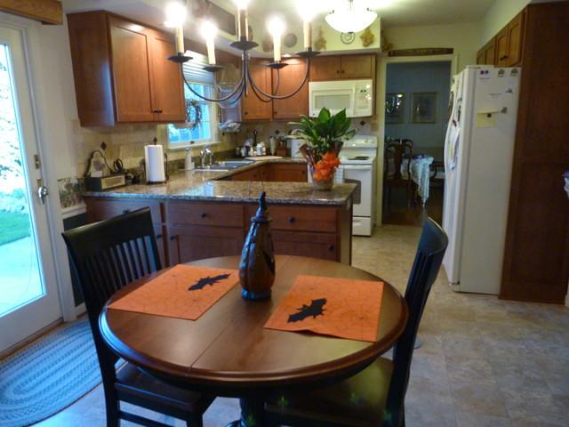 简欧风格卫生间单身公寓卧室温馨厨房与餐厅隔断设计图纸