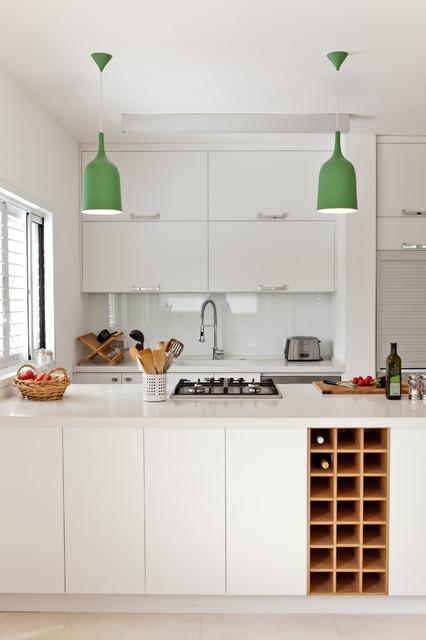 现代简约风格卫生间小户型公寓小清新效果图
