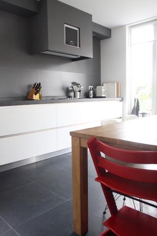现代简约风格卧室200平米别墅简洁红木家具餐桌图片
