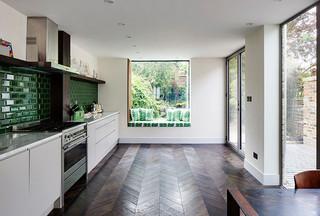 混搭风格客厅3层别墅另类卧室2013整体厨房装修效果图