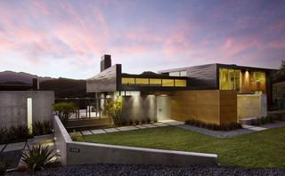 现代简约风格卫生间海边别墅浪漫卧室庭院围墙设计