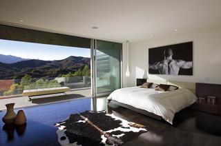 现代简约风格厨房海边别墅浪漫婚房布置10平米卧室装修图片