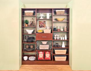 现代简约风格餐厅小型公寓小清新收纳柜图片
