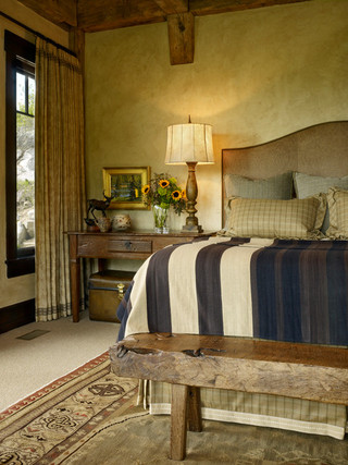 新古典风格三层别墅及新古典家具10平米卧室装修