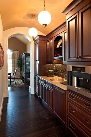 混搭风格小户型公寓小清新2014整体厨房设计图纸