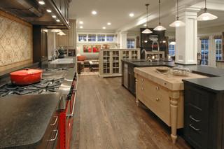 新古典风格卧室2013别墅及古典欧式4平米小厨房装修效果图