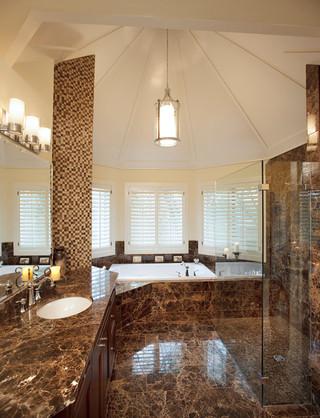 欧式风格2013年别墅古典中式客厅浴室柜效果图