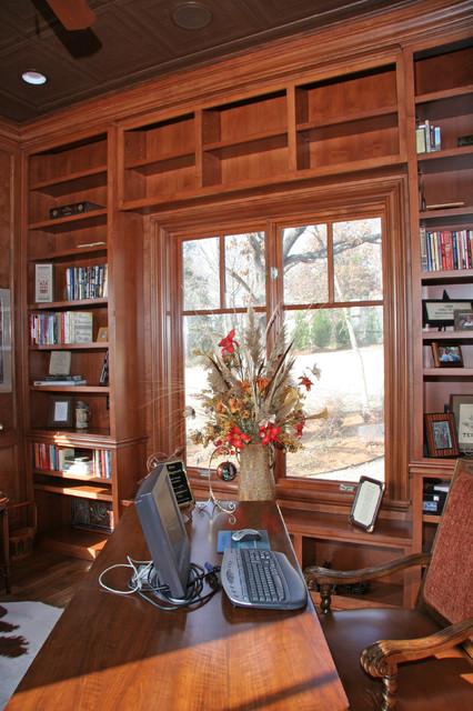 美式乡村风格卧室一层半小别墅可爱房间2013书房设计图纸