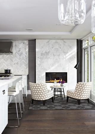 现代简约风格卫生间单身公寓设计图时尚片三人沙发图片