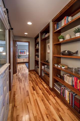 欧式风格卧室三层独栋别墅中式古典风格开放式书房装潢