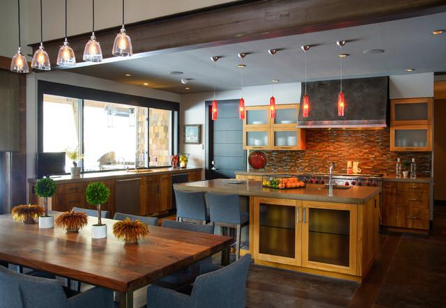 欧式风格卧室小公寓低调奢华半开放式厨房装潢