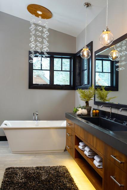 欧式风格loft公寓欧式奢华1平米卫生间设计图
