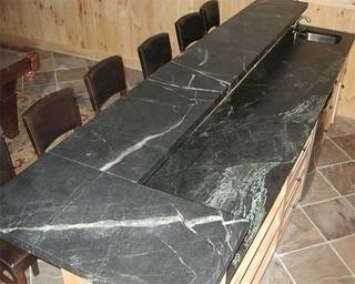 欧式风格家具单身公寓设计图奢华大理石餐桌图片