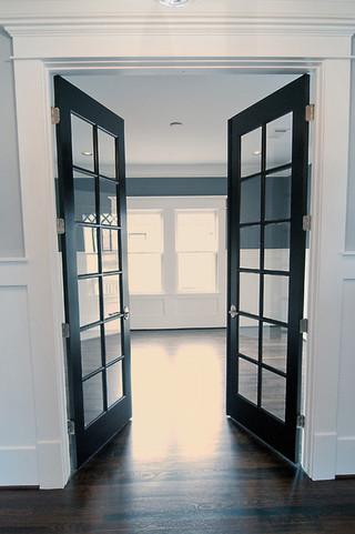 新古典风格卧室2013别墅古典家居卧室移门效果图
