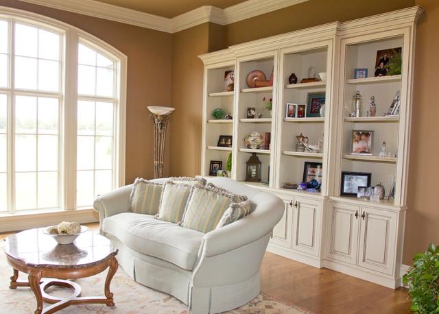 新古典风格欧式别墅及古典卧室书房窗帘装修图片图片