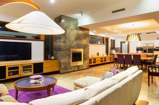 地中海风格家具一层半小别墅古典中式中式沙发图片