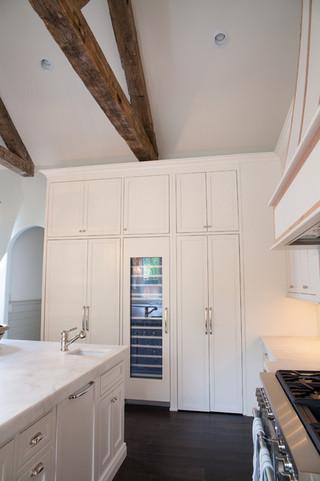 美式风格客厅2014年别墅时尚家居装饰橱柜安装图