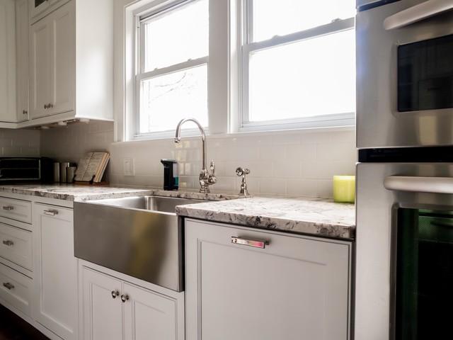 现代简约风格厨房三层别墅及时尚室内2012家装厨房装修