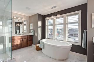 地中海风格卧室三层小别墅奢华2平方卫生间效果图
