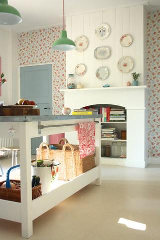 混搭风格客厅2013别墅可爱房间2014客厅窗帘装修效果图