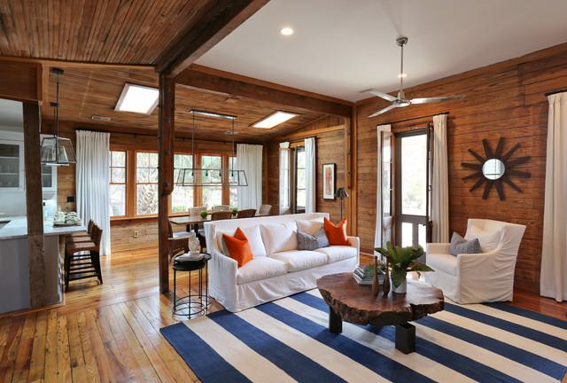 新古典风格卧室三层半别墅新古典主名牌布艺沙发图片