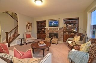 美式风格卧室200平米别墅时尚家具品牌贵妃沙发图片