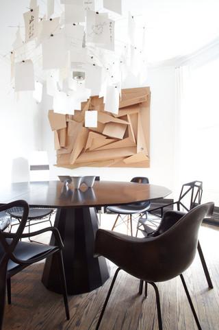 混搭风格客厅三层半别墅实用客厅宜家椅子图片