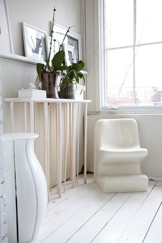 混搭风格一层别墅及简单实用品牌沙发效果图
