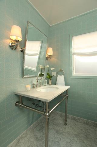 现代简约风格卧室3层别墅暖色调主卫改衣帽间效果图