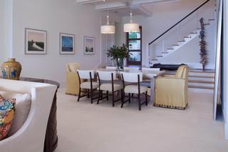 欧式风格家具3层别墅大气品牌布艺沙发效果图