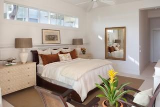 欧式风格三层别墅大气8平米卧室设计图