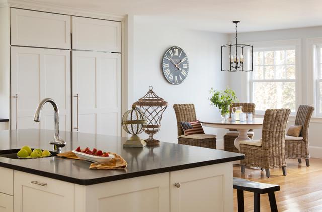 现代简约风格卧室三层连体别墅简约时尚快餐桌效果图