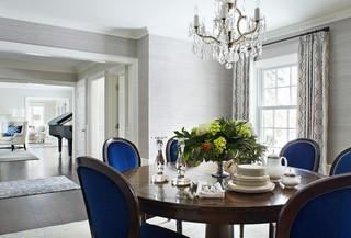 现代简约风格客厅三层小别墅小清新沙发茶几图片