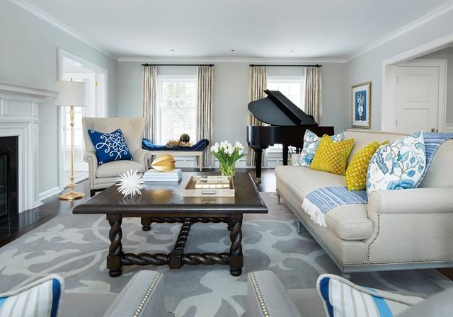 现代简约风格卧室2014年别墅小清新实木沙发图片