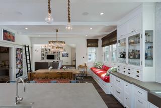 欧式风格客厅3层别墅舒适2014客厅窗帘效果图