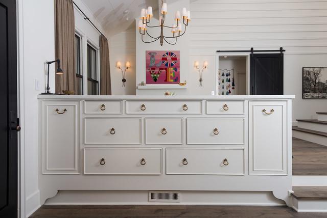 欧式风格客厅2014年别墅舒适进门鞋柜图片