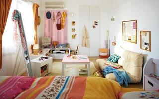 15个简洁舒适的宜家背景墙