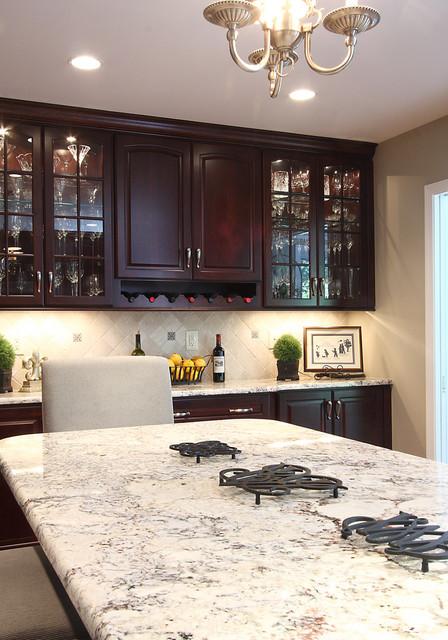 欧式风格客厅奢华富裕型4平米小厨房装修效果图