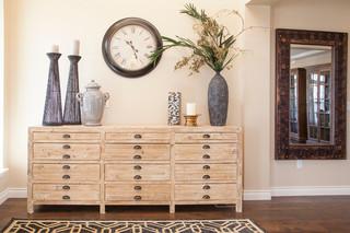 复式装修 实木家具很实用