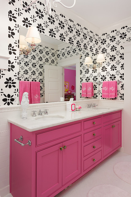 美式风格客厅温馨卧室富裕型 卫生间效果图