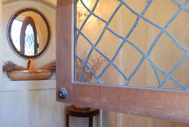 欧式风格精装公寓温馨装饰厨房窗户效果图